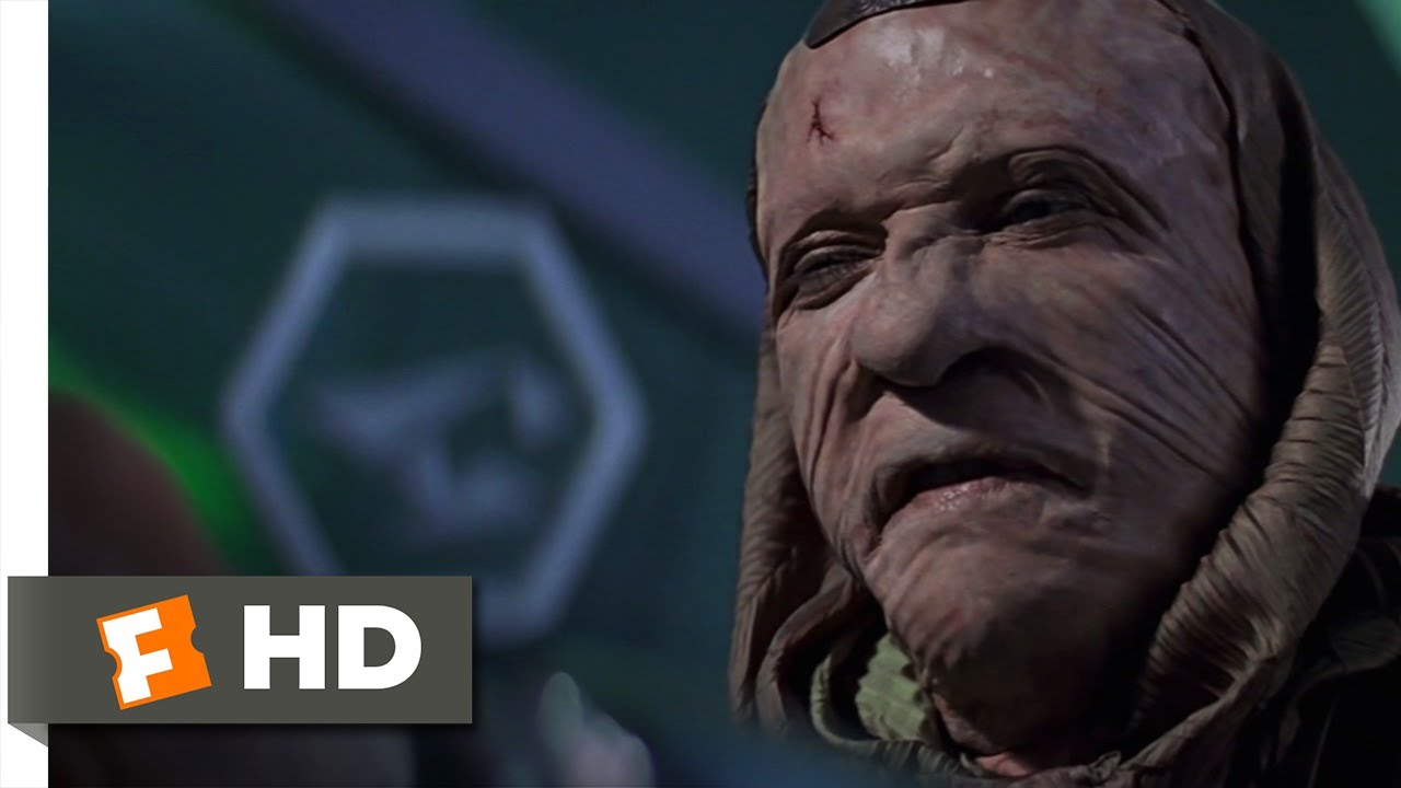 Star Trek: Insurrection (9/10) Movie CLIP - This Mission is Not Over (1998)  HD