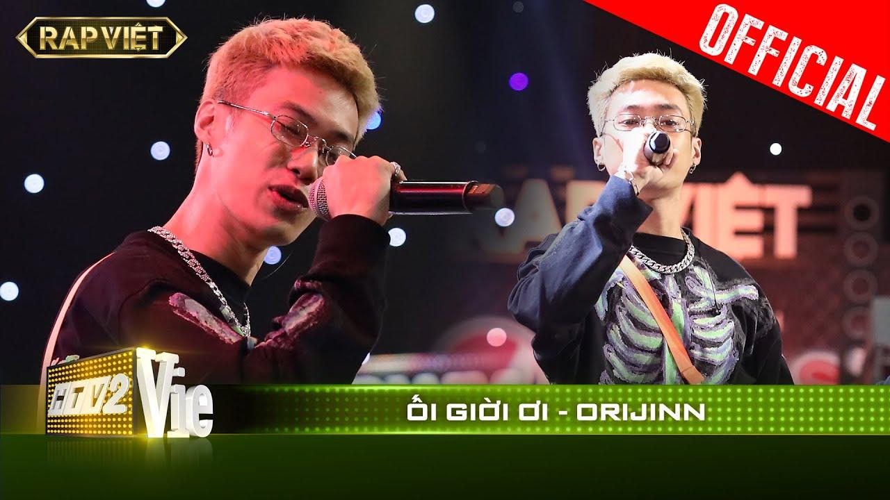 Download Hú hồn với Ới Giời Ơi của Orijinn   RAP VIỆT [Live Stage]