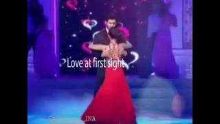 ShiNaz Performance is so Magical ❤❤ Perfect Dance Patner forever
