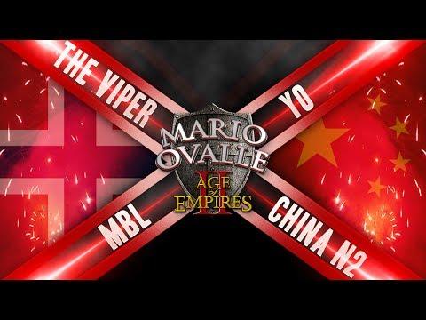 THE VIPER + MBL VS [SY] YO__ + 23K NORUEGA VS CHINA