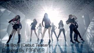 {COLLAB} The Boys - SNSD covered by F9REVER (Debut Teaser)