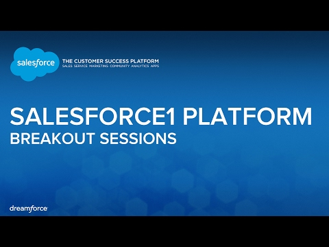 Building Applications Using the Salesforce Toolkit for .NET