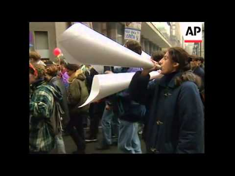 SERBIA: ANTI GOVERNMENT PROTESTS UPDATE