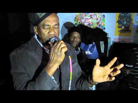 Tonto Irie LIVE on African Love Sound System at Secret Project Robot
