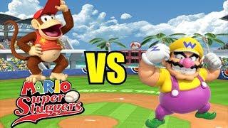 Nintendo Wii U - Super Mario Sluggers - BAD INNJURY! [BLOOD WARNING] [2]