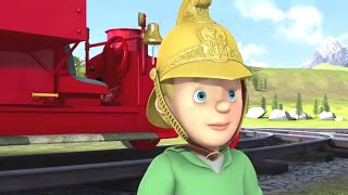 Fireman Sam US 🚒James The Firefighter | Fire Rescue 🔥 Kids Movie