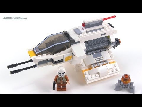 LEGO Star Wars Rebels 75048 The Phantom reviewed!