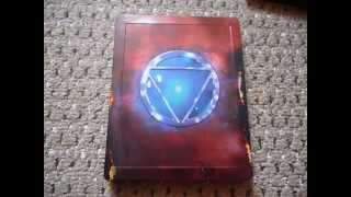 Bluray Steelbook Update - Iron Man 3 & Fast & Furious 6