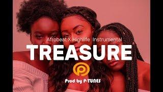 AfroBeat / Highlife Instrumental 2018 TREASURE prod by P-TUNES