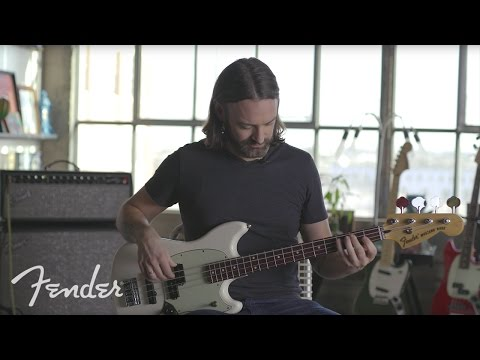 Download Youtube: Pete Griffin Demos the New Offset Mustang Bass | Fender