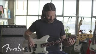 Pete Griffin Demos the New Offset Mustang Bass | Fender