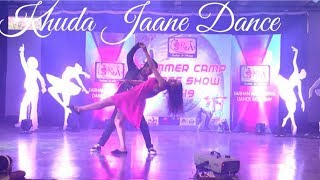 Duet Contemporary Dance Choreography on Khuda Jaane | Ding Dang Choreography by SRA
