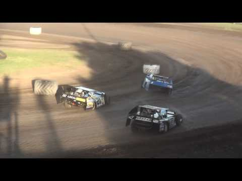 IMCA Modified feature Benton County Speedway 6/4/17