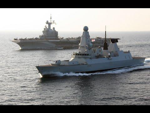 HD || Modern French Army 2016-2025 || Effectifs et Matériels de la Marine Nationale Française