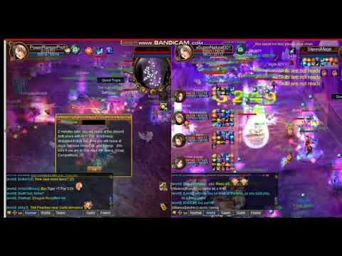 Talisman Online: Heathens 5 Minute Palace FreedomBugForever Seal (Light In Darkness PC All Stars)