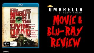NIGHT OF THE LIVING DEAD (1990) - Movie/Blu-ray Review (Umbrella Entertainment)