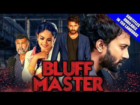 Download Bluff Master (2020) New Release Hindi Dubbed Full Movie | Satyadev Kancharana, Nandita Swetha