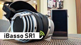 Обзор iBasso SR1 - неужели лучшие накладные наушники?