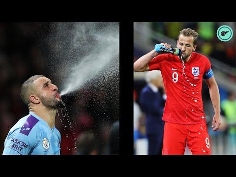 Miért köpik ki a labdarúgók az italukat? | Félidő! thumbnail