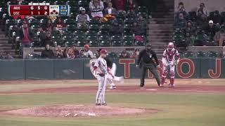 Baseball: USC 3, ARK 6 - Highlights 2/21/2019 Video