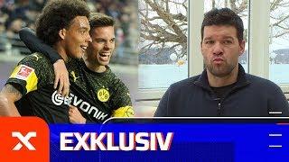 Michael Ballack: Traue BVB den Titel zu! Warnung an Christian Pulisic! | Borussia Dortmund