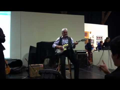 Jim Byrnes Singing Muddy Waters Late On In The Evening