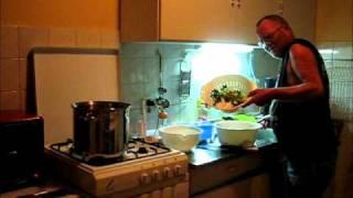 mosselen koken deel 1