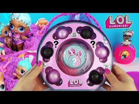 видео: ЖЕМЧУЖНЫЙ ЛОЛ СЮРПРИЗ 2 волна ОРИГИНАЛ Распаковка игрушек для детей lol pearl surprise dolls