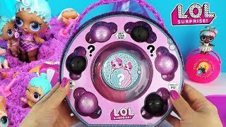ЖЕМЧУЖНЫЙ ЛОЛ СЮРПРИЗ 2 волна ОРИГИНАЛ Распаковка игрушек для детей LOL PEARL SURPRISE dolls