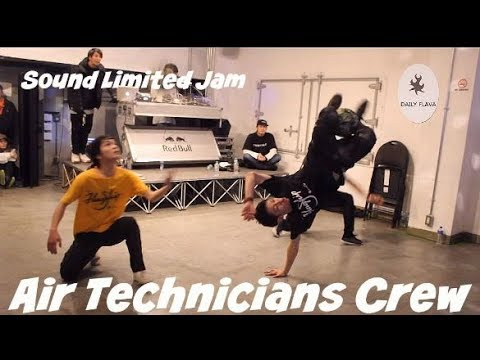 Breakdance + Football= Freestyle Football= AWESOME! Air Technician crew