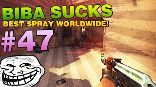 biBa sucks #47 - BEST SPRAY WORLDWIDE!