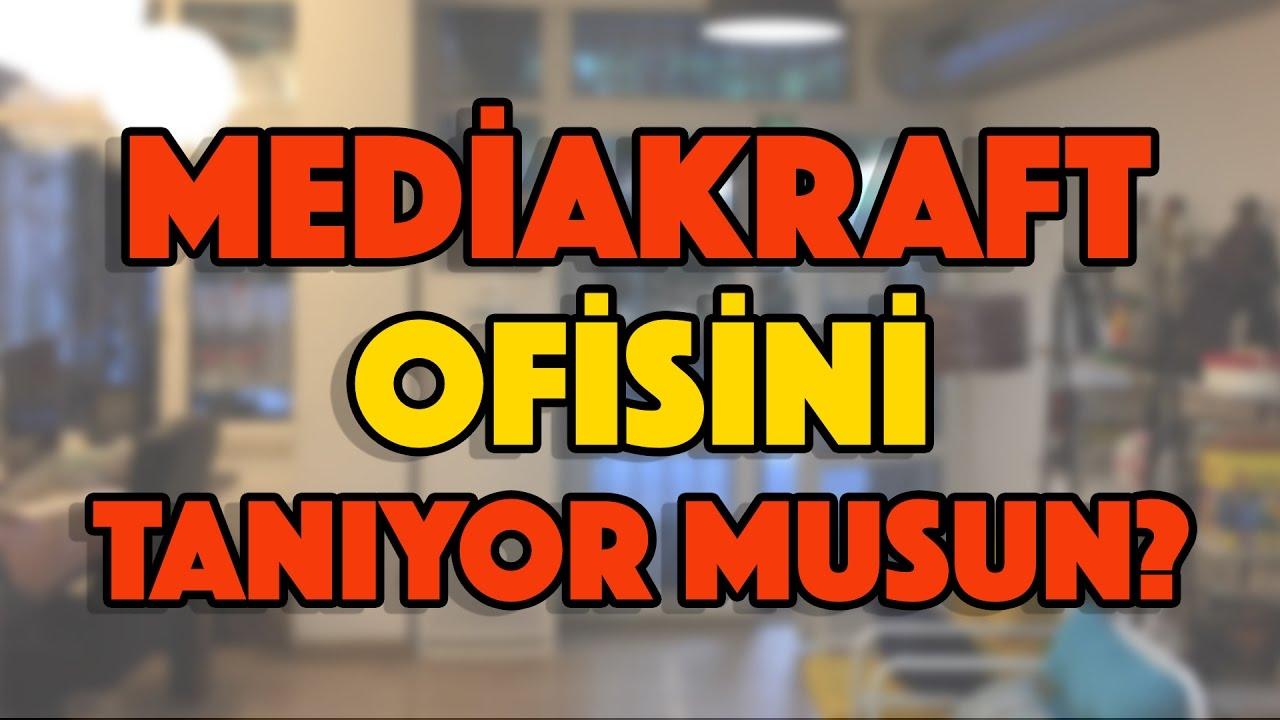 Hakan ve Fırat Mediakraft Ofisini Ne Kadar Biliyor? - Cezalı Yarışma