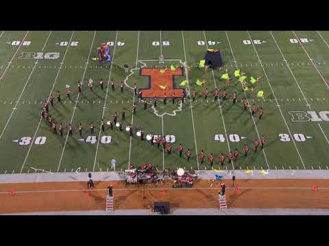 Alan B. Shepard Marching Astros 2017 U of I