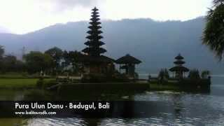 Pura Ulun Danu, Kebun Raya Bedugul - Bali