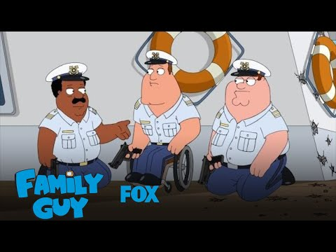 The Guys Come Up With A Long And Elaborate Plan | Season 16 Ep. 14 | FAMILY GUY