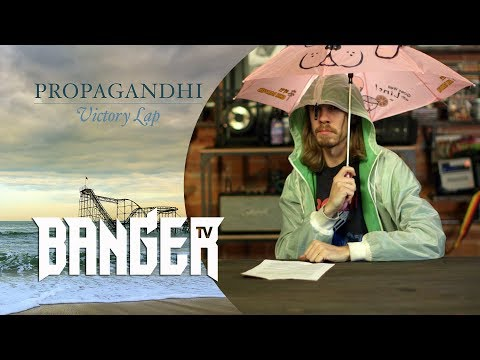 PROPAGANDHI Victory Lap Album Review | Overkill Reviews