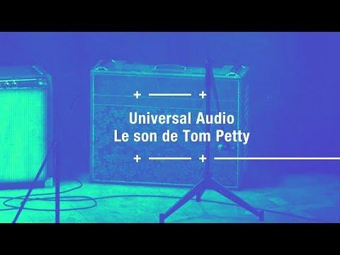Le son de Tom Petty avec des plugins UAD