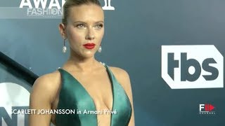 SAG AWARDS 2020 The best Looks - Fashion Channel
