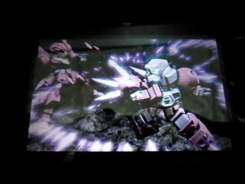 SD Gundam G Generation 3D opening
