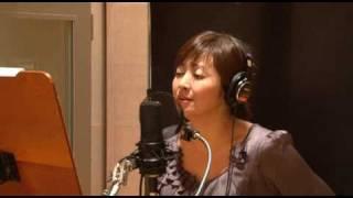 斉藤由貴さんのNewアルバムに収録されている「うた」のレコーディング風...