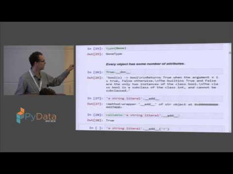 Stuart Williams: Python Epiphanies