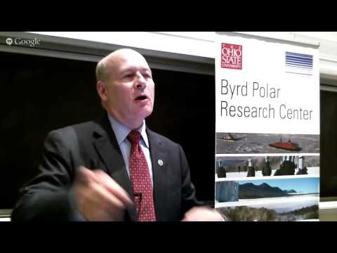 Dr. Spinrad (NOAA) Presentation on Climate & Health