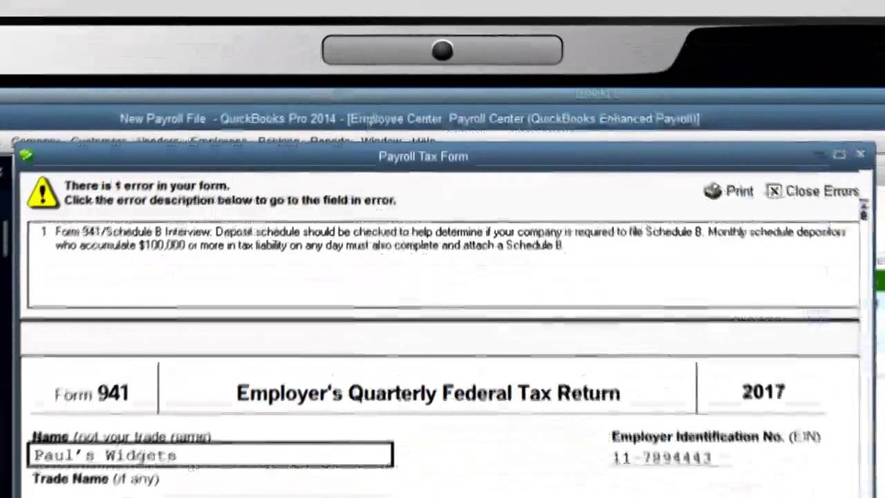Quickbooks payroll 2014 how to e file e pay youtube quickbooks payroll 2014 how to e file e pay falaconquin