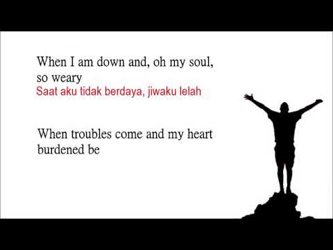 You Raise Me Up ~ Josh Groban Westlife  Lirik Terjemahan