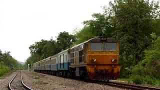 RAP.102 Passing Mae Jang Station.