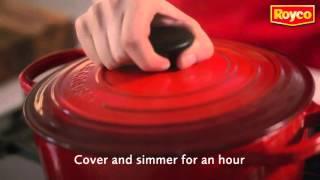Royco Hearty Beef Stew Video Recipe