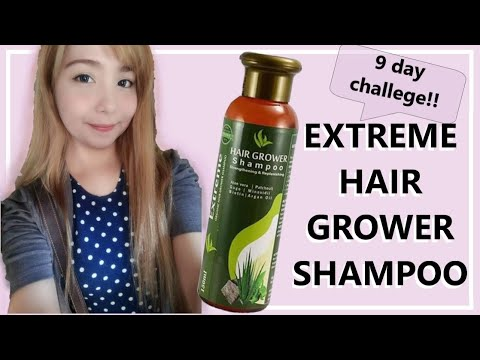 Extreme Hair Grower Shampoo Review