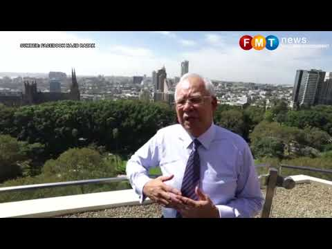 Najib: Hubungan Malaysia-Australia erat, dagangan lonjak 23%