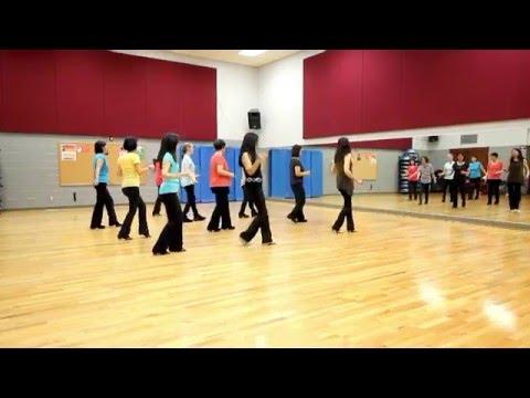 Ain't Misbehavin' - Line Dance (Dance & Teach in English & 中文)