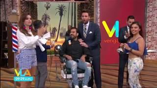 Tábata Jalil  NALGONA en leggings